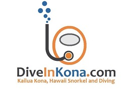 Diving in Kona